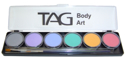 Picture of TAG Regular Pastel Palette - 6 colours