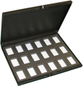 Picture of Empty Palette Case with Insert (18 x 30g) - One stroke