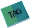 Picture of TAG Pearl Green & Pearl Lime Split Cake 50g