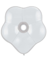 Picture of 6 Inch Geo Blossom - White (50/bag)