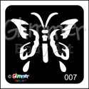 Picture of Spring Butterfly BG-07 - (1pc)