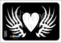 Picture of Winged Heart GR-85 - (1pc)