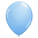 "Picture of Qualatex 5"" Round - Pale Blue (100/bag)"