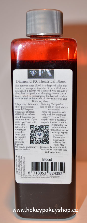 Picture of Diamond FX Blood (240 ml)
