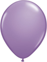 "Picture of Qualatex 11"" Round - Spring Lilac (100/bag)"