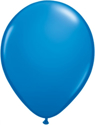 "Picture of Qualatex 11"" Round - Dark Blue (100/bag)"