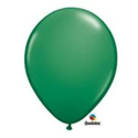 "Picture of Qualatex 11"" Round - Green (100/bag)"