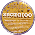 Picture of Snazaroo Sparkle  Yellow- 18ml