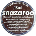 Picture of Snazaroo Dark Brown - 18ml
