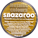 Picture of Snazaroo Metallic Gold - 18ml