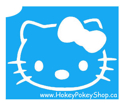 Picture of Hello Kitty Stencil