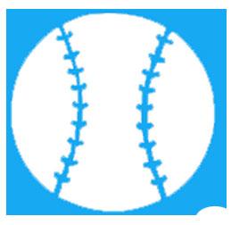 Baseball Stencil Aba Hokey Pokey Shop Professional