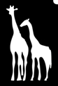Picture of Giraffe - Stencil (5pc pack)