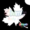 Picture of Maple Leaf 1 - Stencil (5pc pack)