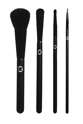 Picture of 4 Piece G Brush Set