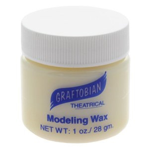 Picture of Graftobian Modeling Wax - Bone Colored (1 oz)