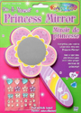 Picture of DIY Princess Mirror Krafty Kids Kit - Flower