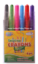 Picture of Lil' Artist Twist-Up Crayons 6pcs