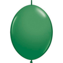 Picture of 6 Inch Quicklink Qualatex - Green (50/bag)