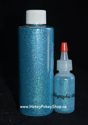Picture of Holographic Blue - Amerikan Body Art ( 4oz )