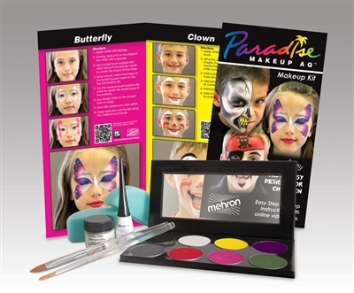 Picture of Paradise Children's Face Painting Kit - Premium