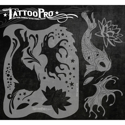 Picture of Tattoo Pro Stencil - Koi (ATPS-102)