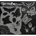 Picture of Tattoo Pro Stencil - Butterflies & Bugs (ATPS-113)