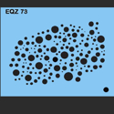 Picture of Bubbles Stencil - SOBA-73