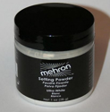 Picture of Mehron - Setting Powder - Ultra White - 1oz