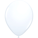 "Picture of Qualatex 9"" Round - White (100/bag)"