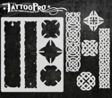 Picture of Tattoo Pro Stencil - Celtic (ATPS146)