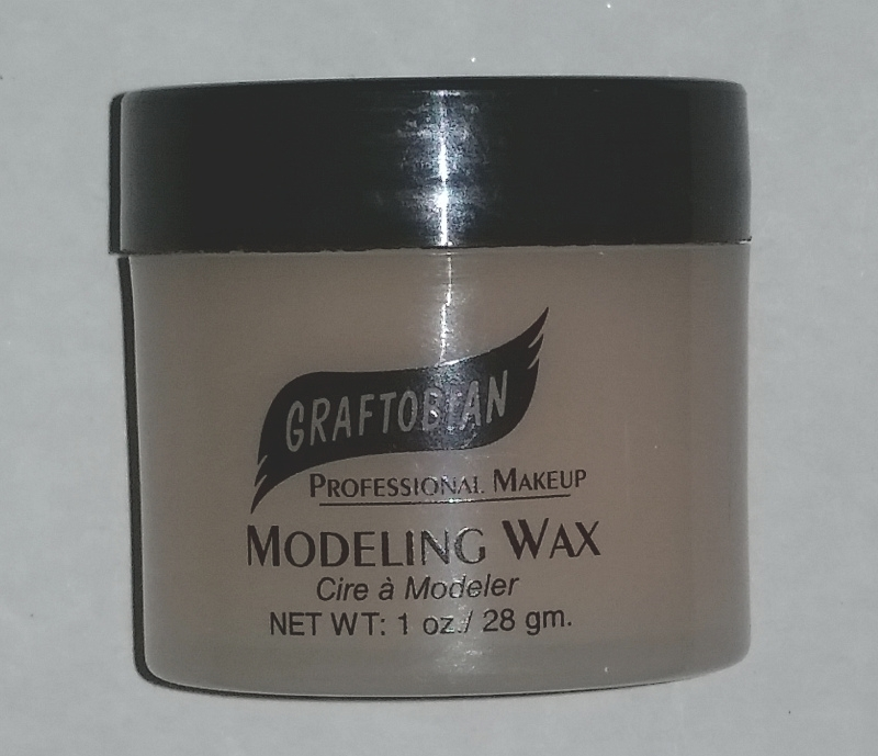 Picture of Graftobian Modeling Wax - Light Flesh (1 oz)