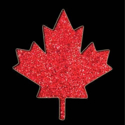 Picture of Maple Leaf - Sparkle Stencil (1pc)