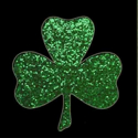 Picture of Three Leaf Clover - Sparkle Stencil (1pc)