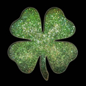 Picture of Four Leaf Clover - Sparkle Stencil (1pc)