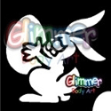 Picture of Easter Bunny Stencil (5pc pack)