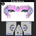 Picture of Elektra Stencil Eyes - 14SE - (8 YRS and UP)