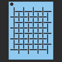 Picture of Lattice Stencil - SOBA-29