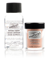 Picture of Mehron Metallic Powder with Mixing Liquid - Copper