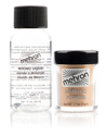 Picture of Mehron Metallic Powder with Mixing Liquid - Gold