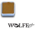 Picture of Wolfe FX Face Paint Refills - Raw Cyana 052 (5GR)