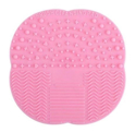 Picture of Brush Cleaning Pad - Pink