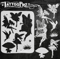 Picture for category Tattoo Pro Stencils