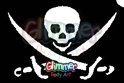 Picture of Pirate Skull Sword 84 - (1pc)