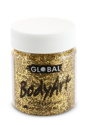 Picture of Global Colours Gold Glitter Gel 45mL