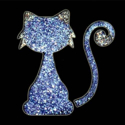 Picture of Cat - Sparkle Stencil (1pc)