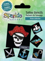 Picture of Pirate Stencil Collection (12pc)