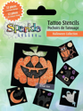Picture of Sparkle Halloween Stencil Collection (12pc)