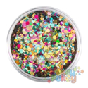 Picture of Art Factory Chunky Glitter - Unicorn Pop - 50ml