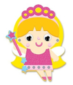 Picture of Krafty Kids Kit: DIY Foam Friends Craft Kit - Fairy (CK192-K)